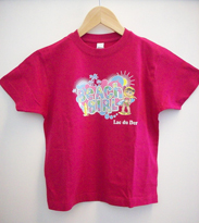 Tee-shirt Beach Girl (8 ans)